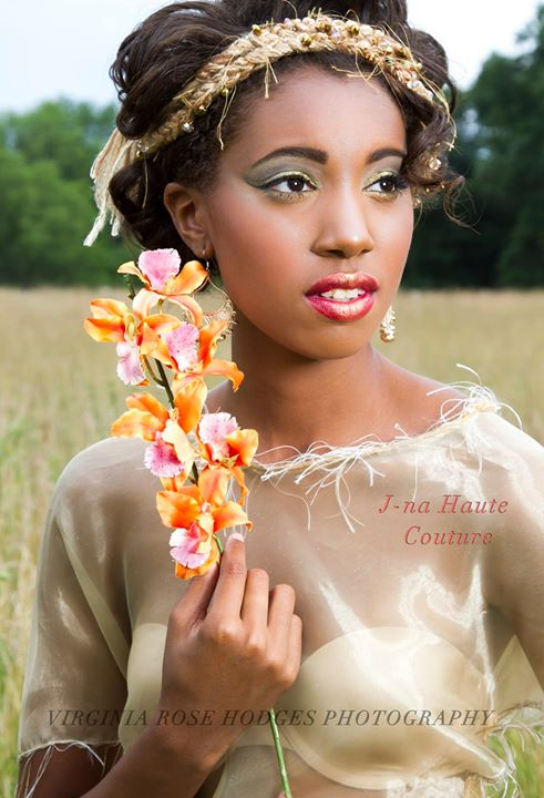 Photographer_ Virginia Hodges_Model_ Jasmine Jones_Hmua_ Toné Jackson_Designer_ Jena Garcia of J-na