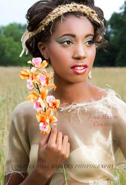 Photographer_ Virginia Hodges_Model_ Jasmine Jones_Hmua_ Toné Jackson_Designer_ Jena Garcia of J-na