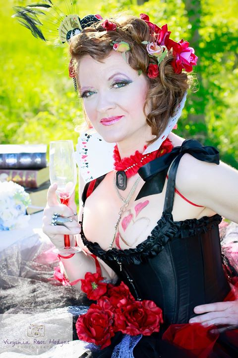 The Queen of Hearts  Shot by Virginia Rose Hodges Photography fb_Photog Vrh Email_Vrhodges1_me
