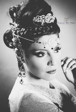Photography by Virginia Hodges MUAH_ Toné Jackson Model_ Vianca Maldonado Cueto