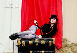 Editorial Circus Shoot Photography By Virginia Rose Hodges Email _Vrhodges1_me