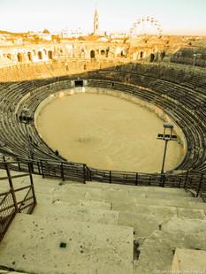 Nîmes - Les arènes