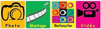 Logo Photo Vidéo Montage Retouche H 1000