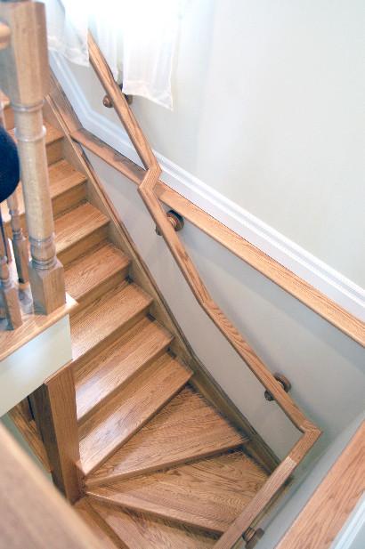 Hardwood Staircase 4