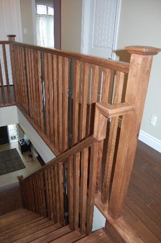 Wood Railings 5