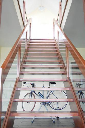 Open Riser Staircase 3