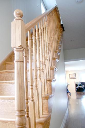 Wood Railings 3