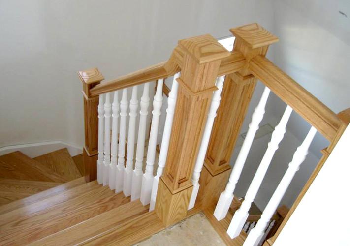Wood Railings 2