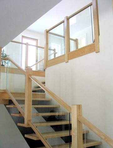 Open Riser Staircase 8