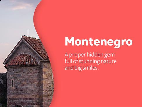 Montenegro - Culture Curious