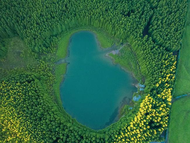 Lagoa do Canario aka Snapchat Lake