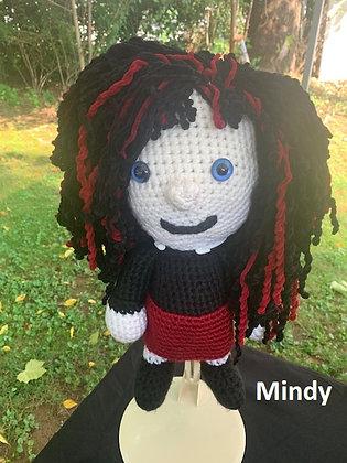 Mindy Supersized Penaura