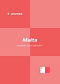 An example of a Journee Destination Guide (Malta)
