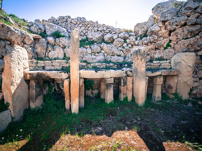 The Ggantija Temples are the oldest standing buildings on the planet!