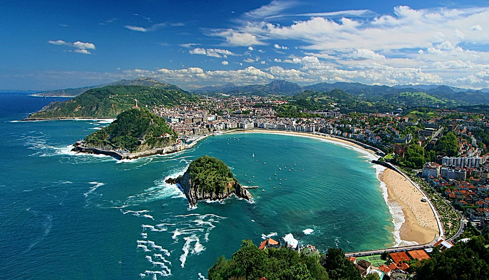 San Sebastián: warm seas, sandy beaches and a world-class food scene