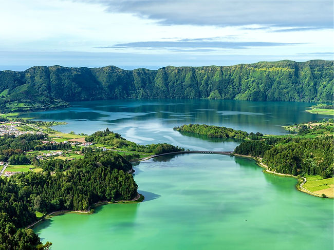The Vista do Rei Viewpoint is a must-visit when in the Azores
