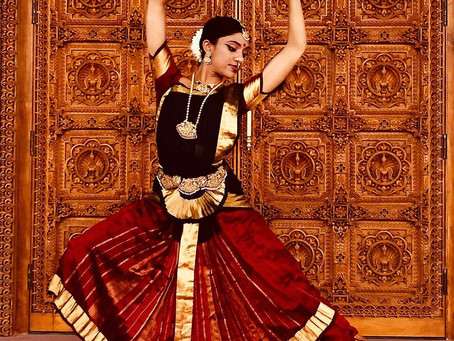 An Introduction to Bharatanatyam Therapy