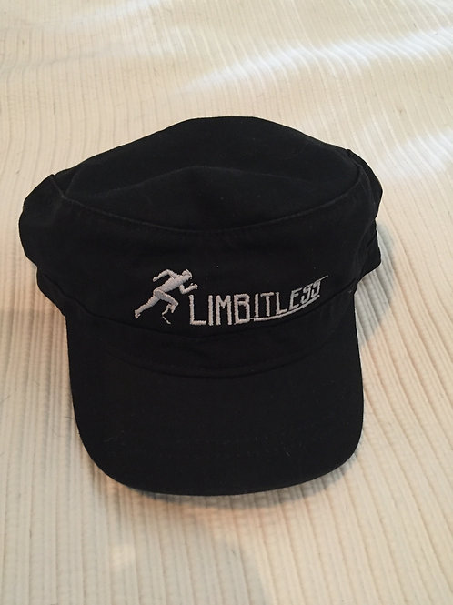 Female - LIMBitless Hat - Black
