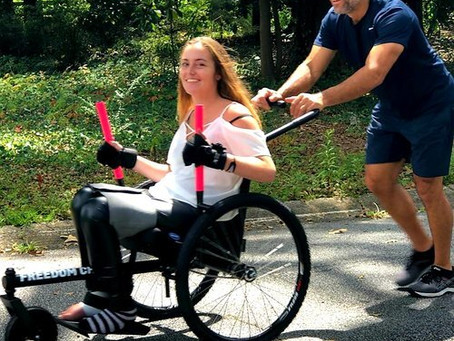 Limbitless Partners with GRIT to provide Freedom Chairs