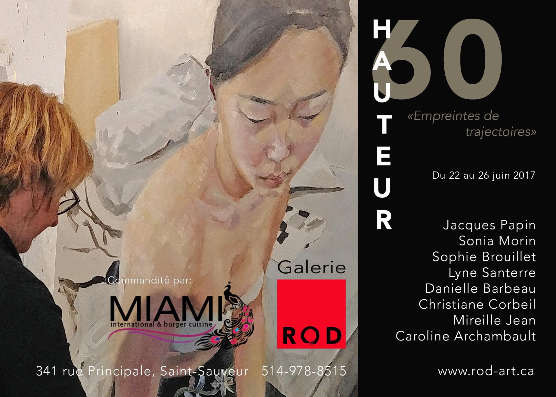 Exposition Hauteur 60