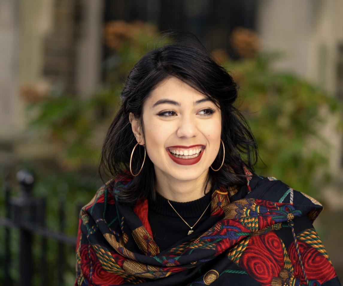 Arielle Korman (she/her/siya)