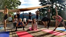 Stage yoga et méditation