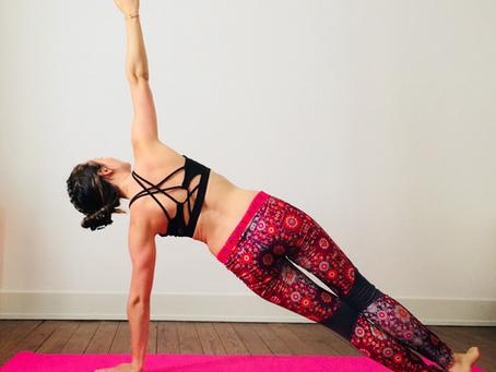 Zoom sur une posture: Vasishthasana, la posture du sage Vasishtha