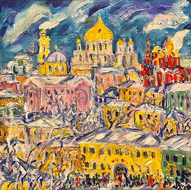 SAAS_Birshtein_Moscow_Oil_Canvas_£3000.