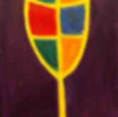 SAAS_Birshtein_A_Purple_Glass_Oil_Canvas