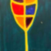 SAAS_Birshtein_A_Green_Glass_Oil_Canvas_