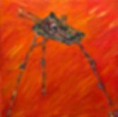 SAAS_Birshtein_My Easel_Oil_Canvas_£3500