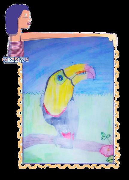 Blaze Mancev_Guache on Paper_21x29,7cm.p
