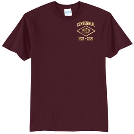 IRON MEN Centennial 50/50 T-Shirt - PC55