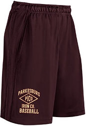 IRON MEN Active Shorts |BBS22
