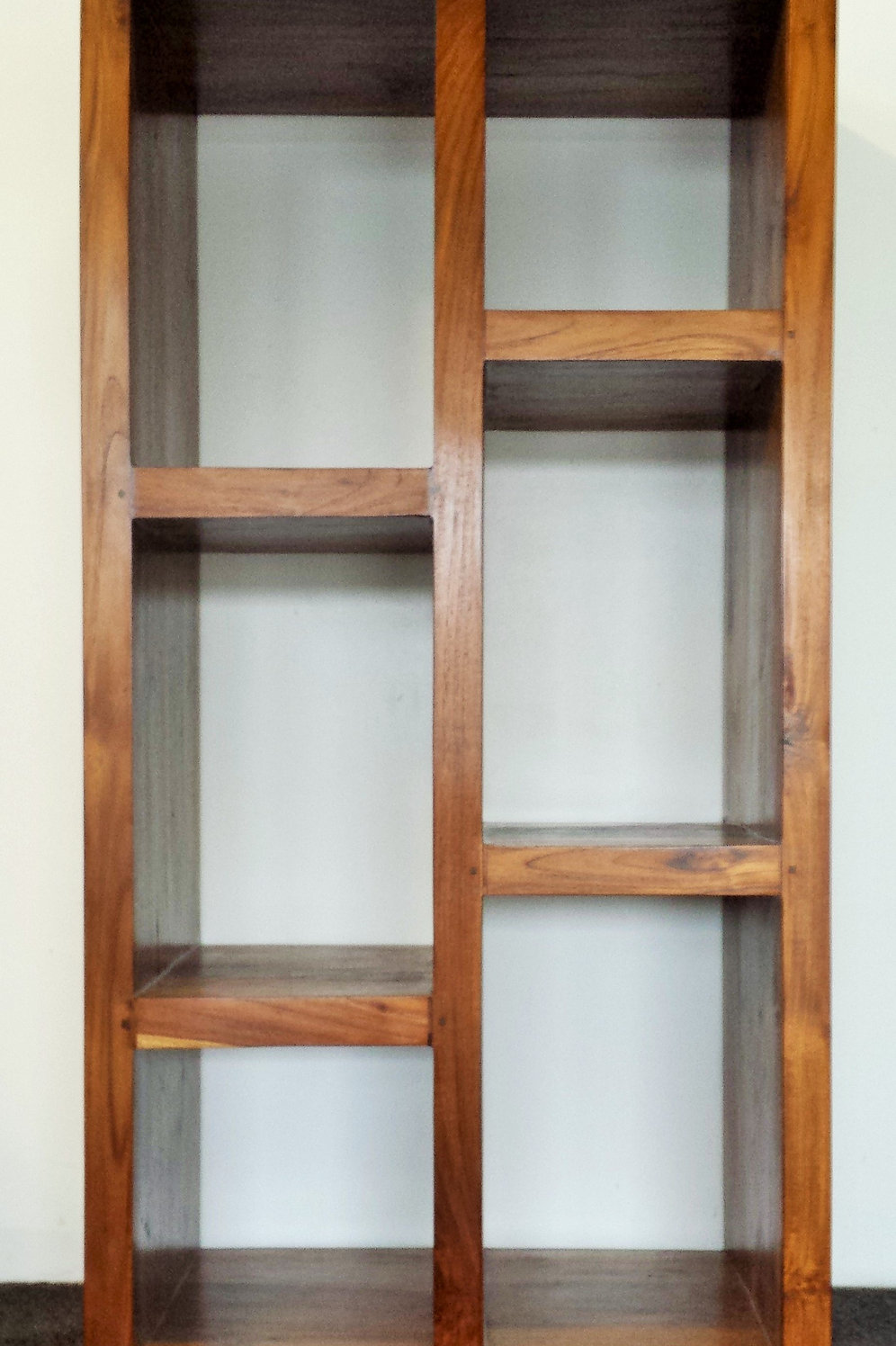 Retro offset Display unit or Book case