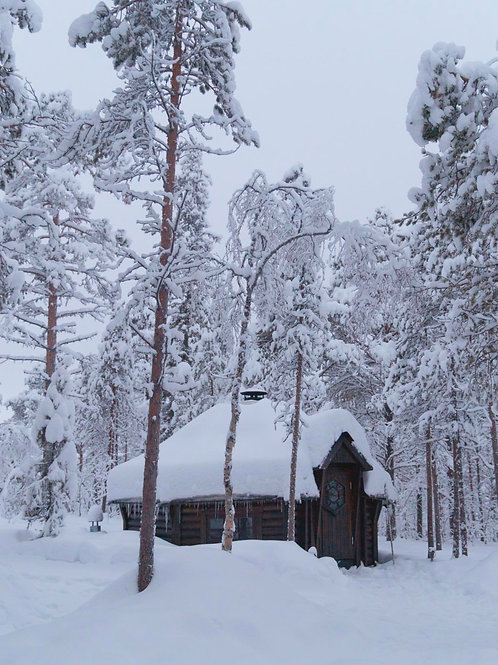 Cabin in Sweden