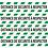 Thumbnail: Kit de 4 bandes à coller au sol