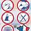 Thumbnail: Planche mesures de sécurité Covid-19
