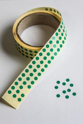 etiquettes adhesives gomettes personalisables