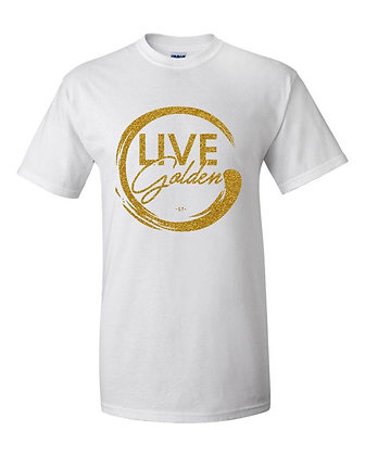 Live Golden T-Shirt