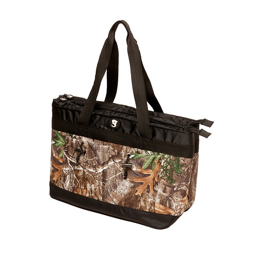 2 Compartment Tote Cooler - Realtree Edge Camo