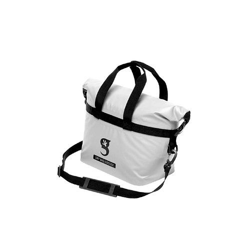 Tote Dry Bag Cooler - White
