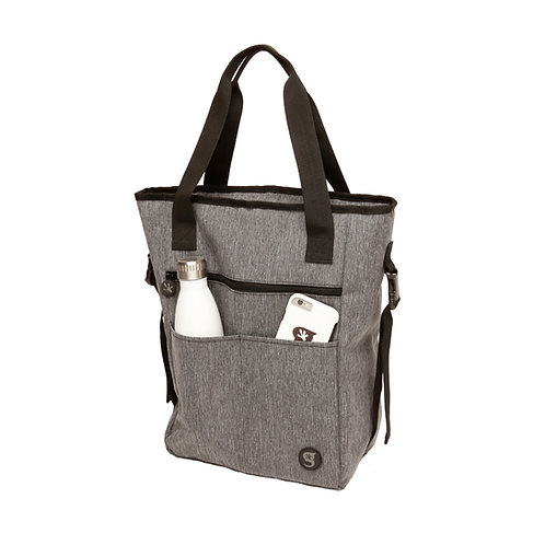Convertible Tote & Backpack - Everyday Grey