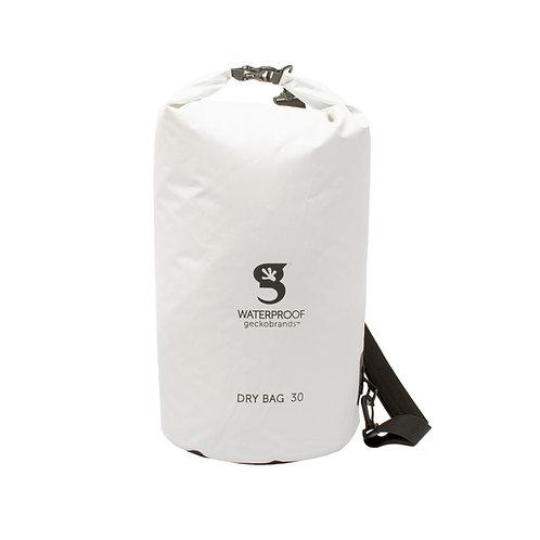 Tarpaulin Dry Bag 30L - White