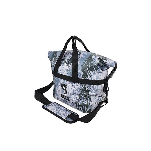 Tote Dry Bag Cooler - Artic geckoflage