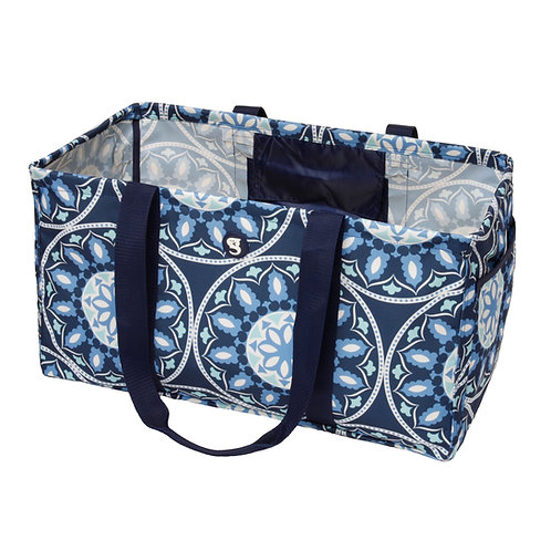 Large Utility Tote - Bayview Medallion