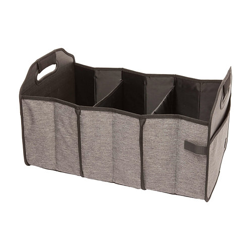 Shopping Cart & Trunk Organizer Tote - Everyday Grey