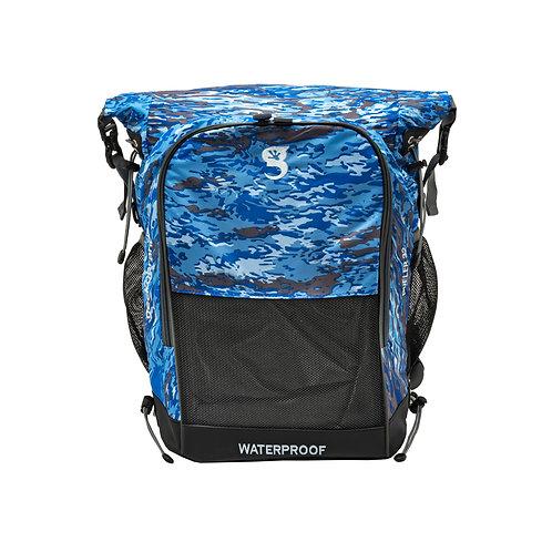 Dueler 32L Waterproof Backpack - Ocean geckoflage