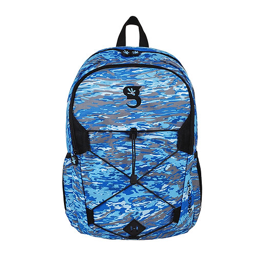 Impact Backpack - Blue Geckoflage