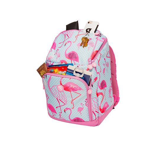 Backpack Cooler - Flamingo